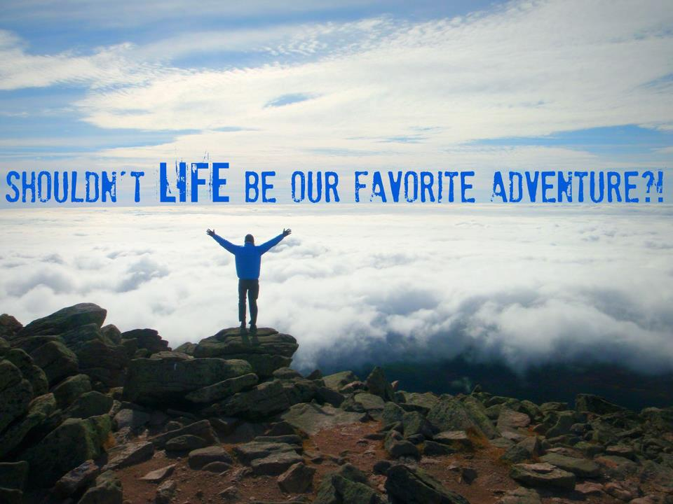 60 Best Adventure Quotes And Sayings: A New Year, A New Adventure