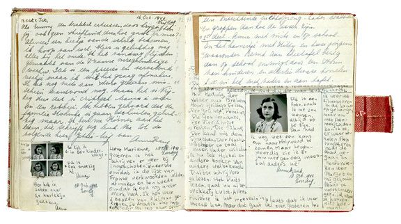 the theme of freedom in anne franks the diary of a young girl The diary of a young girl: anne frank, eleanor roosevelt, bm mooyaart: 0000553296981: books the freedom writers 41 out of 5 stars 57 paperback i purchased it for a young girl who is anne's age and will be reading it and contemplating it over the next two years.