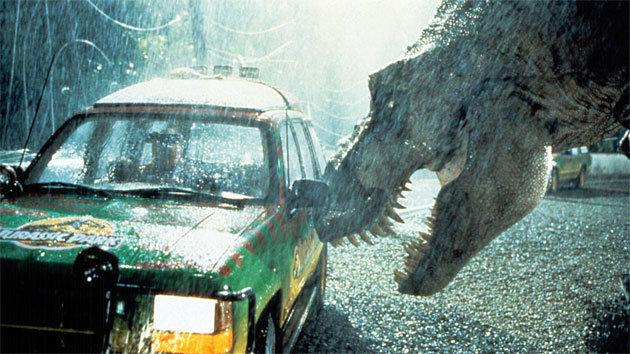 Jurassic Park Movie Review  Common Sense Media