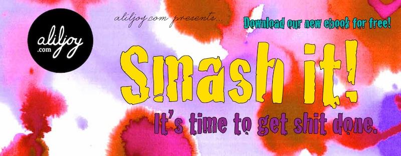 Smash it!banner