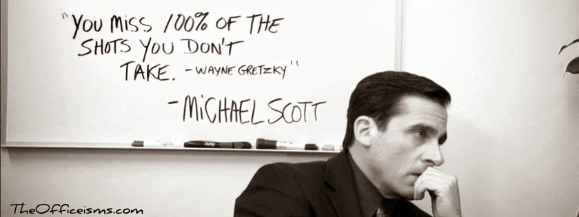 Being honest about our dreams a lil piece of joy - Michael scott wallpaper ...