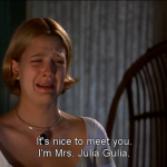 Mrs Julia Gulia