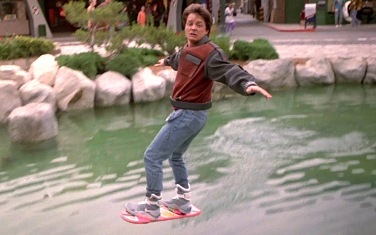 Hoverboard Joy