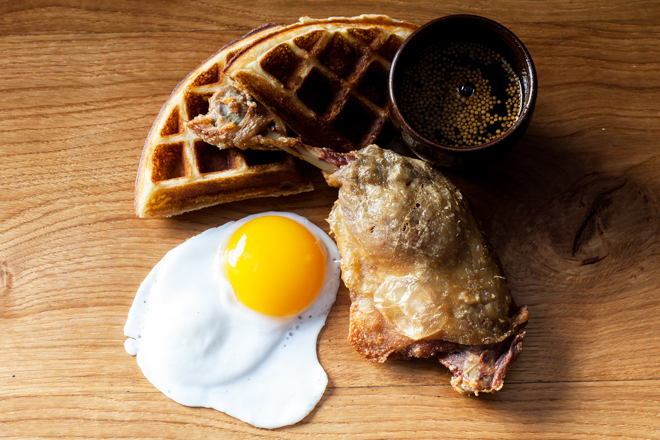 Duck&Waffle
